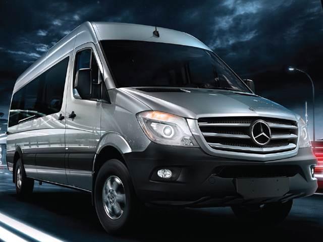 2018 Mercedes-Benz Sprinter 2500 Passenger | Pricing