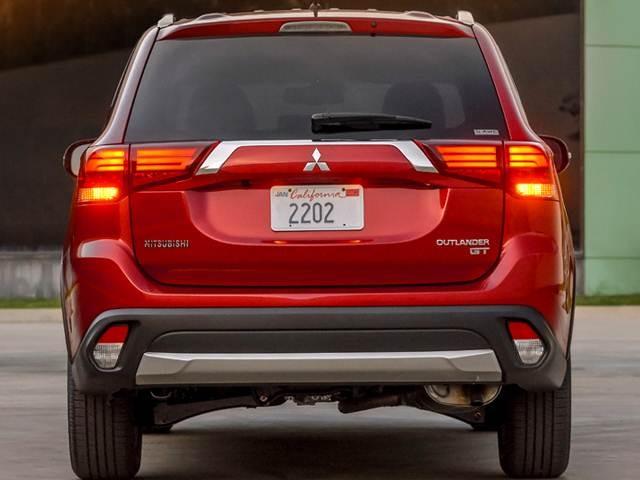 2018 Mitsubishi Outlander   Pricing, Ratings, Expert Review