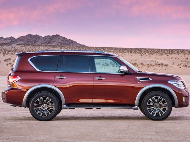 2018 Nissan Armada: Changes, Features, Price >> 2018 Nissan Armada Pricing Ratings Expert Review