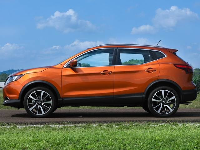 2018 Nissan Rogue Sport Values Cars For Sale Kelley Blue Book