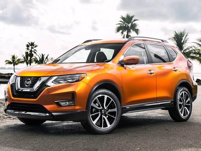 Nissan Rogue Suv >> 2018 Nissan Rogue Pricing Reviews Ratings Kelley Blue Book