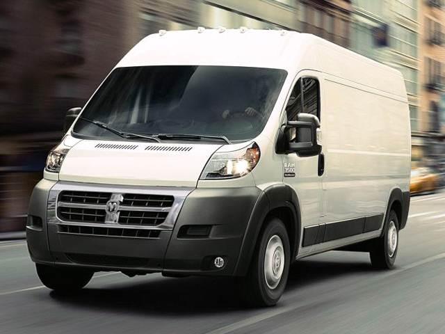 2018 Ram ProMaster Cargo Van | Pricing, Ratings, Expert