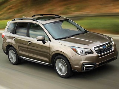 2018 Subaru Forester | Pricing, Ratings, Expert Review
