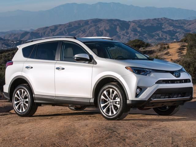 2018 Toyota Rav4 Values Cars For Sale Kelley Blue Book