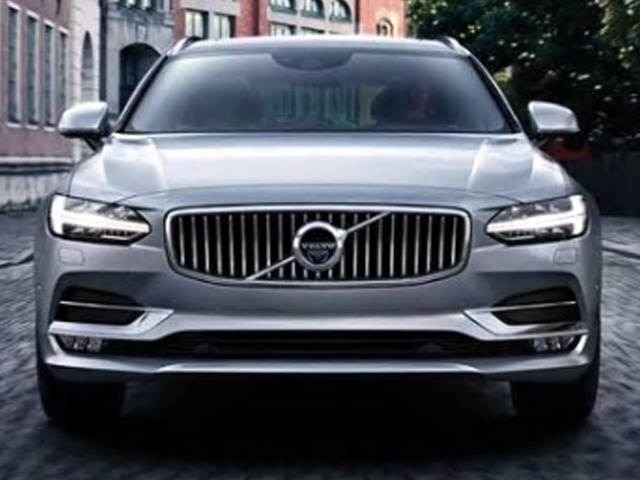 2018 Volvo V90 | Pricing, Ratings, Expert Review | Kelley