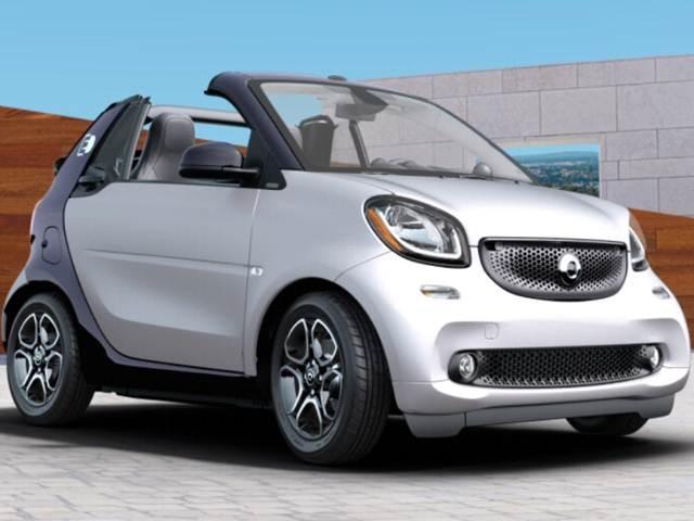 2018 smart fortwo electric drive cabrio