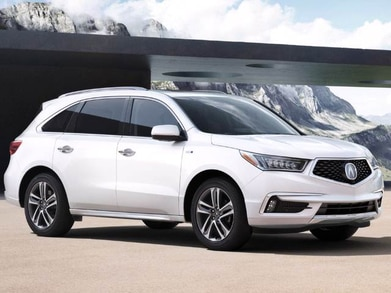 2019 Acura Mdx Sport Hybrid Prices Reviews Pictures Kelley Blue Book