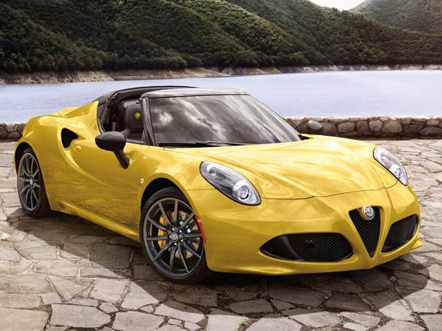alfa romeo 4c launch edition specification