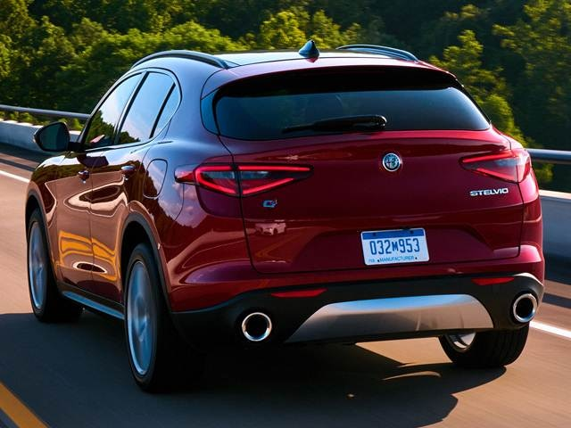 2019 Alfa Romeo Stelvio Values Cars For Sale Kelley Blue Book