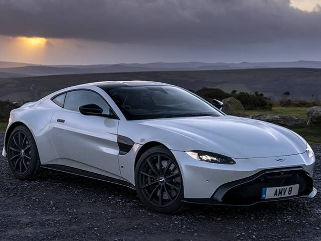 2019 Aston Martin Vantage Reviews Pricing Specs Kelley Blue Book