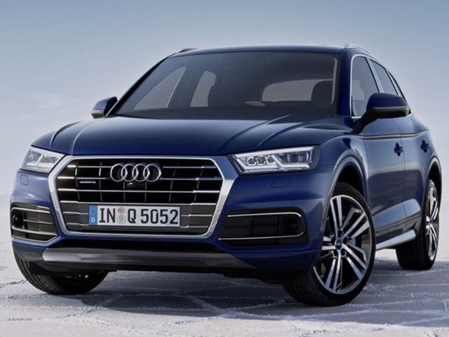 2019 Audi Q5 | Pricing, Ratings, Expert Review | Kelley Blue