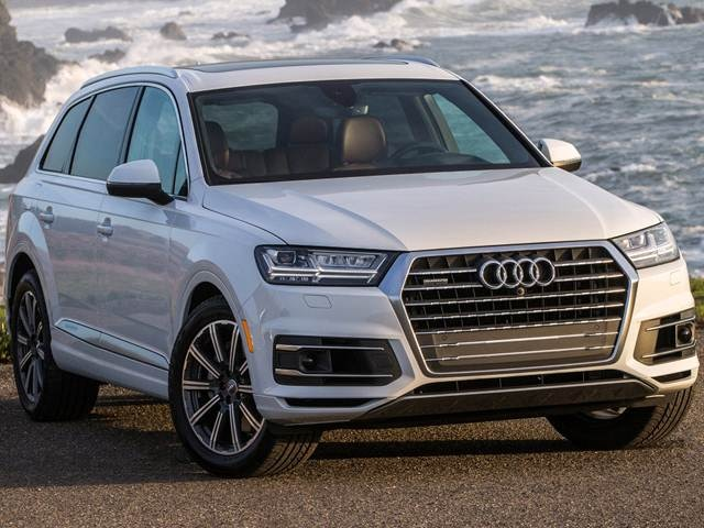 2019 Audi Q7 Changes, Specs And Price >> 2019 Audi Q7 Pricing Ratings Expert Review Kelley Blue
