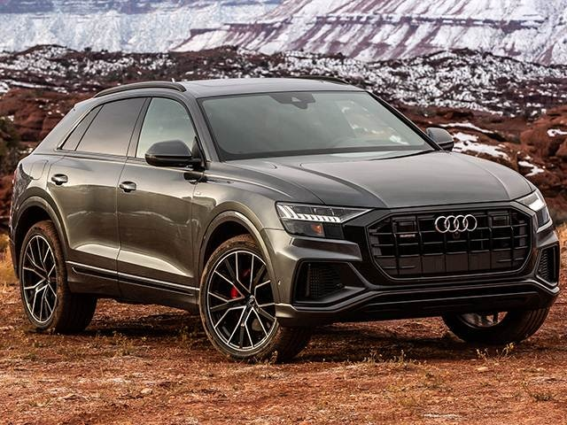 2019 Audi Q8: News, Design, Versions, Price >> 2019 Audi Q8 Pricing Ratings Expert Review Kelley Blue