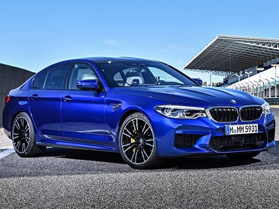 2019 BMW M5 | Pricing, Ratings, Expert Review | Kelley Blue Book