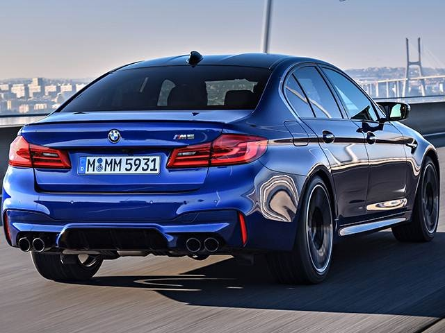 2019 Bmw M5 Pricing Ratings Expert Review Kelley Blue Book