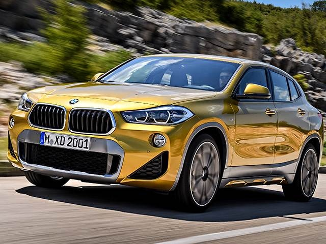 2020 BMW X2 M Specs, Price, Redesign, And Release Date >> 2019 Bmw X2 Pricing Ratings Expert Review Kelley Blue Book