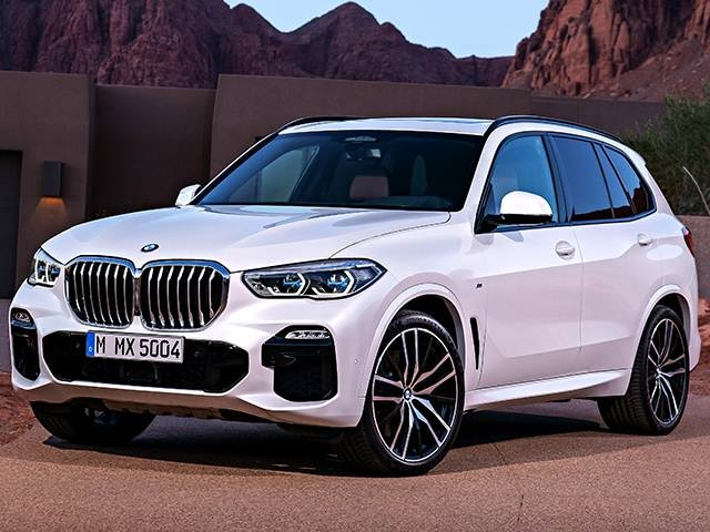2019 Bmw X5 Pricing Reviews Ratings Kelley Blue Book