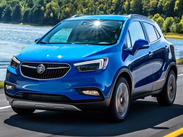 Used 2019 Buick Encore Sport Utility 4d Prices Kelley Blue Book