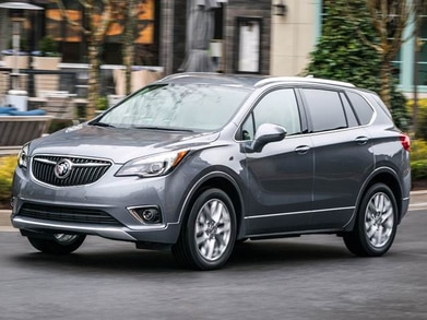 2019 Buick Envision   Pricing, Ratings, Expert Review