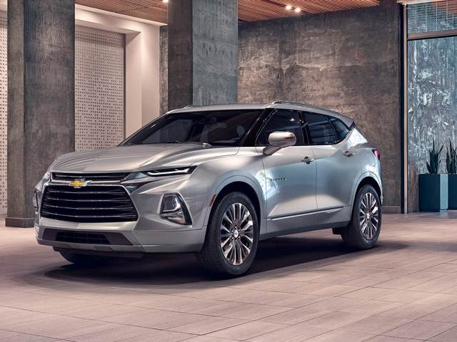 New Chevy Blazer >> 2019 Chevrolet Blazer Pricing Reviews Ratings Kelley