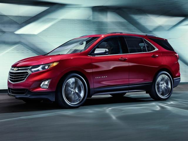 2019 Chevrolet Equinox Prices Reviews Pictures Kelley Blue Book