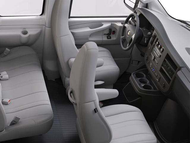 2019 Chevrolet Express 2500 Passenger Prices Reviews Pictures Kelley Blue Book