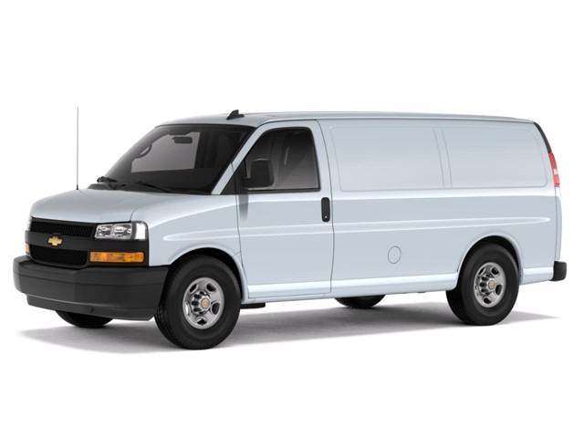 2019 Chevrolet Express 3500 Cargo Prices Reviews Pictures