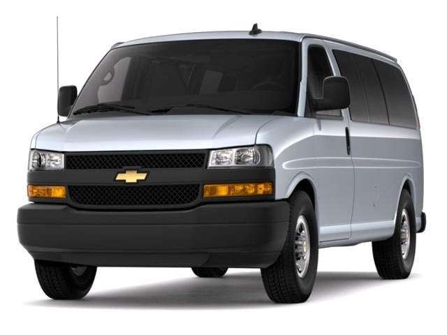 2019 Chevrolet Express 3500 Passenger