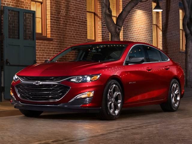 2019 Chevrolet Malibu Prices Reviews Pictures Kelley Blue Book