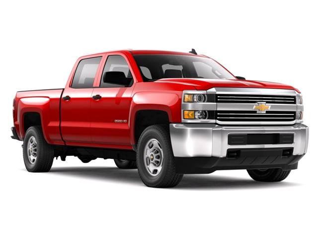 2019 Chevrolet Silverado 2500 HD Crew Cab | Pricing, Ratings