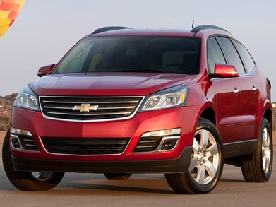 2019 Chevrolet Traverse | Pricing, Ratings, Expert Review