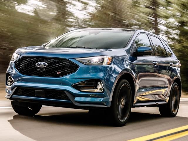 Ford Edge Gas Mileage >> 2019 Ford Edge Pricing Ratings Expert Review Kelley Blue Book