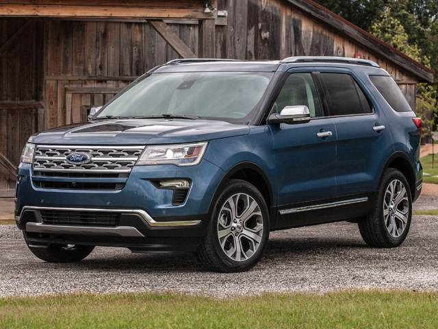 2019 Ford Explorer Pricing Reviews Ratings Kelley Blue Book