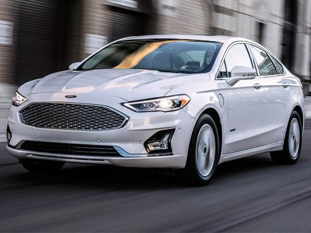 Ford Fusion Ecoboost >> 2019 Ford Fusion Pricing Ratings Expert Review Kelley