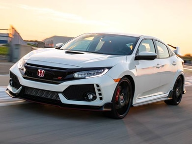 2019 Honda Civic Type R Pricing, Reviews & Ratings | Kelley ... on