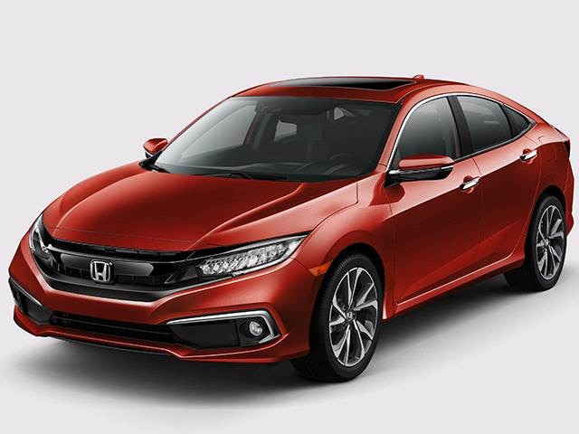 2019 Honda Civic Values Cars For Sale Kelley Blue Book