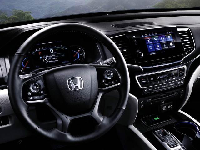 2019 Honda Pilot | Pricing, Ratings, Expert Review | Kelley