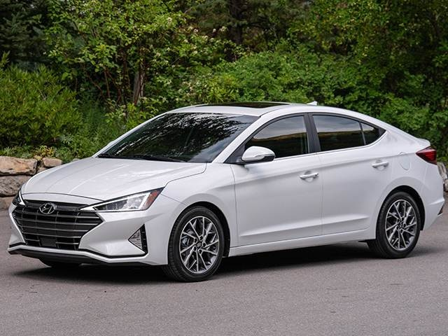2019 Hyundai Elantra Pricing Ratings Expert Review Kelley Blue