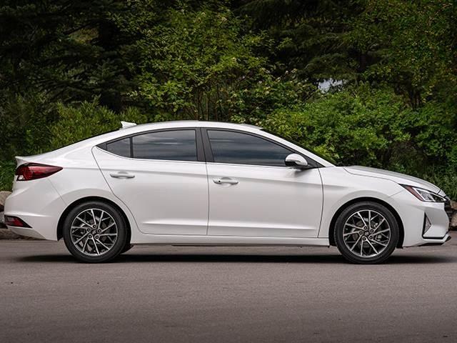 2019 Hyundai Elantra Values Cars For Sale Kelley Blue Book