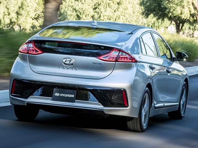 2019 Hyundai Ioniq Electric Pricing Reviews Ratings
