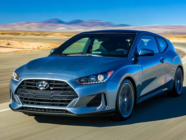 2019 Hyundai Veloster | Pricing, Ratings, Expert Review