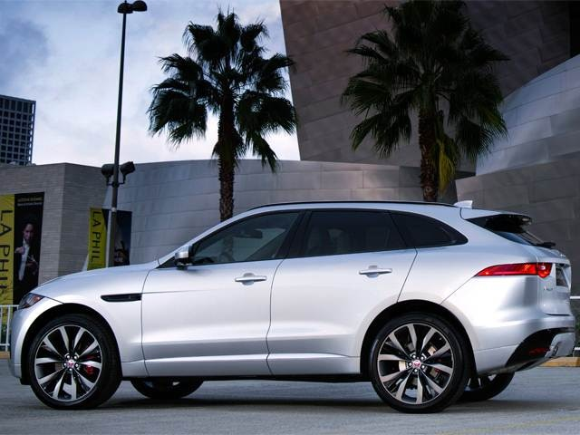 2019 Jaguar F Pace Pricing Ratings Expert Review Kelley Blue Book