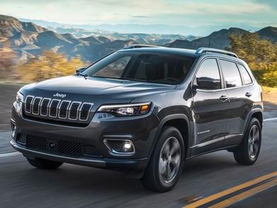 Jeep Grand Cherokee Msrp >> 2019 Jeep Cherokee Pricing Reviews Ratings Kelley Blue Book