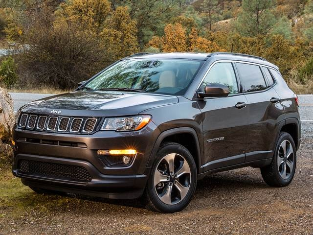 2019 Jeep Compass | Pricing, Ratings, Expert Review | Kelley