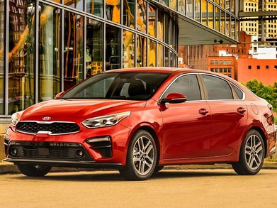 2019 Kia Forte | Pricing, Ratings, Expert Review | Kelley Blue Book