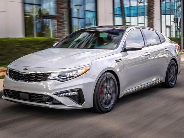 2019 Kia Optima Values Cars For Sale Kelley Blue Book