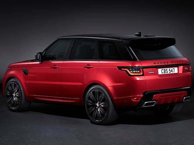 2019 Land Rover Range Rover Sport Pricing Ratings Expert Review