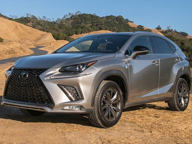 2019 Lexus Nx Pricing Reviews Ratings Kelley Blue Book