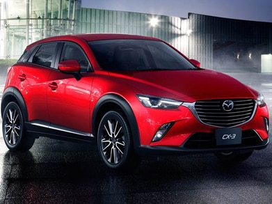 2019 MAZDA CX-3 | Pricing, Ratings, Expert Review | Kelley Blue Book