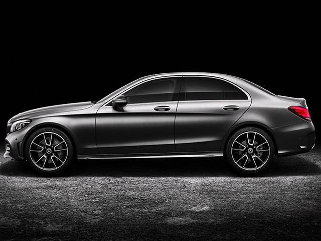 2019 Mercedes-Benz C-Class   Pricing, Ratings, Expert Review